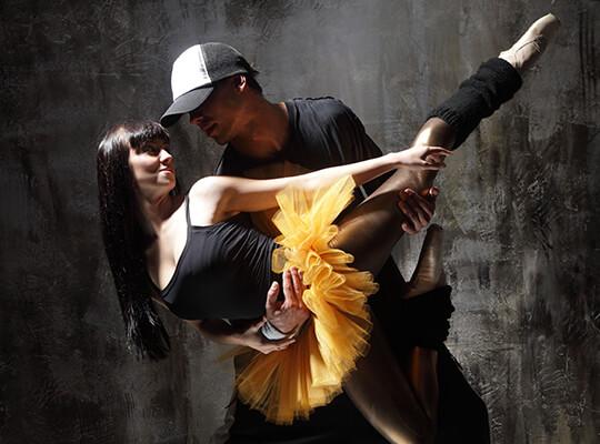 Ultimi Lavoricreazione sito web accademia arte danza